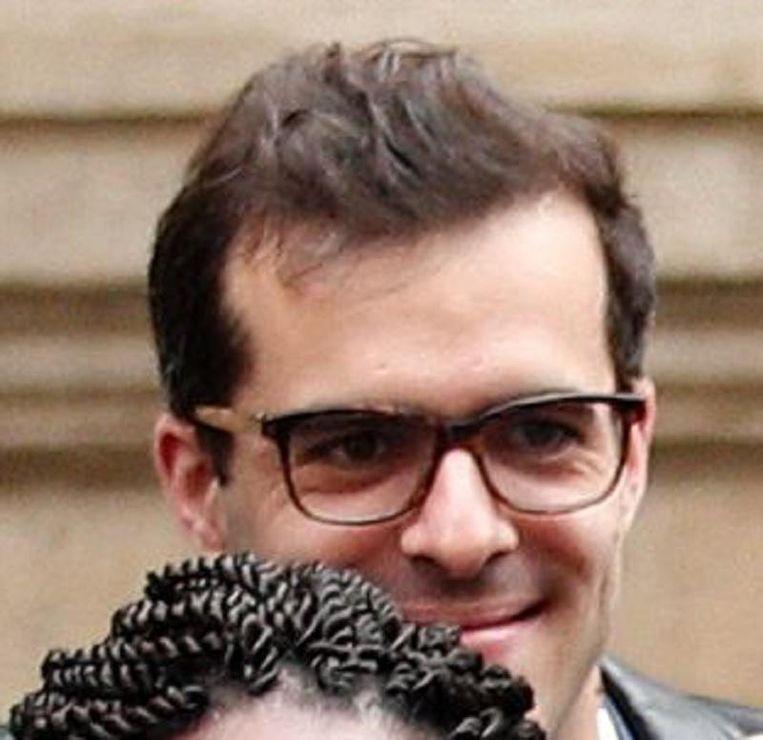 Ismaël Emélien. Beeld AFP
