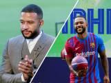 Memphis tekent bij Barcelona