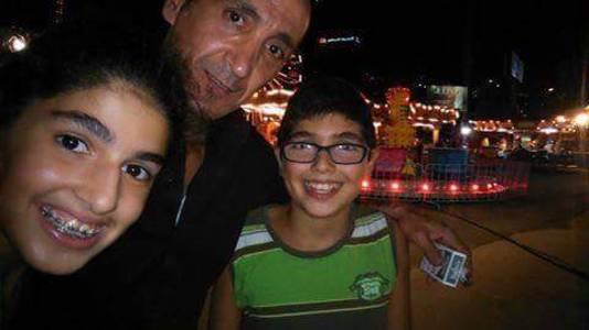 Mher Sarkissian, de vader van Jean uit The Voice Kids.