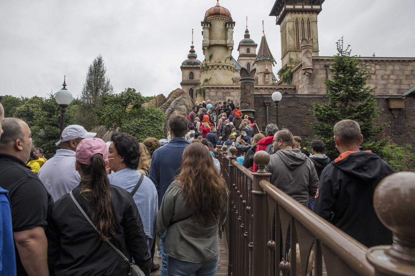 De Efteling wil de komende jaren doorgroeien naar 7 miljoen bezoekers per jaar.