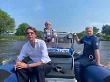 Strengere handhaving pleziervaart Amstelveen: 'Volume en snelheid gaan hier omhoog'
