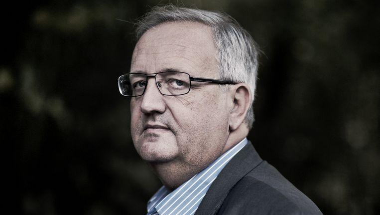 Jan Callebaut. Beeld Karoly Effenberger