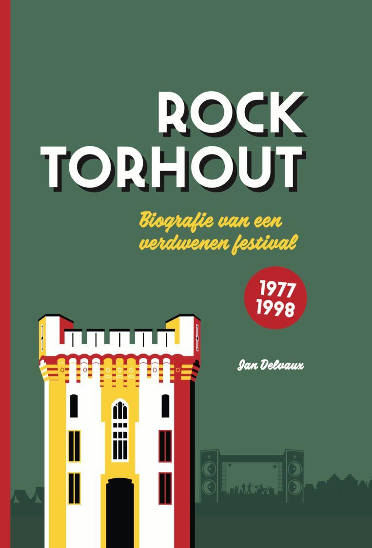 'Rock Torhout', 128 p., Uitgeverij Sylvain. Beeld rv