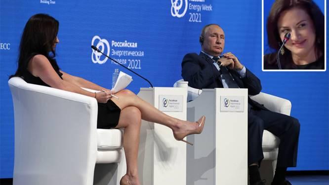 """Russen beschuldigen Amerikaanse journaliste ervan """"seksobject"""" te zijn: """"Ze moest Poetin afleiden"""""""