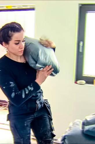 """Hartsvriendinnen Claudia en Jolien uit 'Lady Bouwers': """"Sleuren met zakken van 25 kilo is onze dagelijkse fitness"""""""