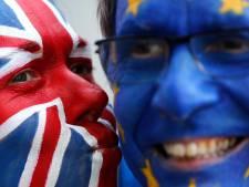 La Grand-Place de Bruxelles ouvre son cœur aux Britanniques à la veille du Brexit