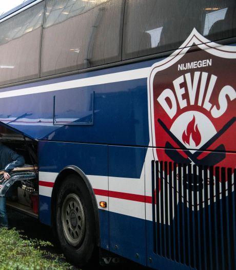 Devils ligt op koers voor eredivisie na winst in Den Bosch