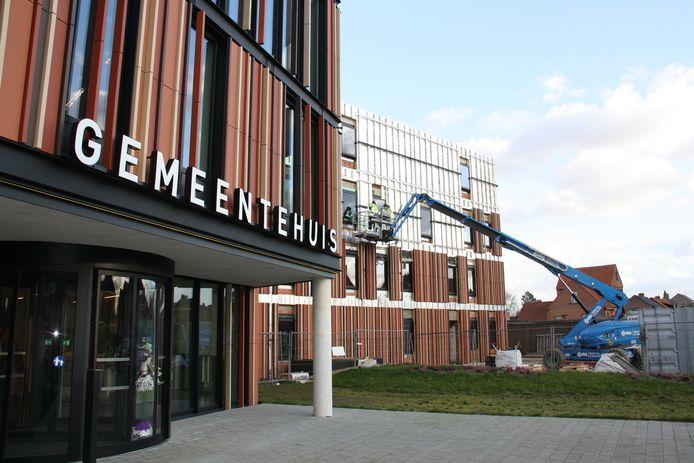 Het gemeentehuis van Lille.