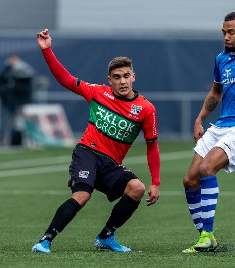 NEC wacht zwaar schema: Roda-uit vervroegd, FC Den Bosch-thuis ingelast