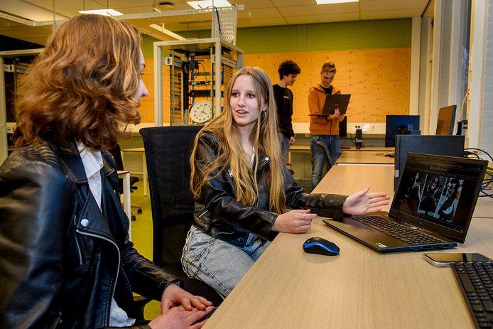 Studenten van het mbo in Amersfoort gaan ondernemers helpen zich te beschermen tegen cybercriminaliteit.