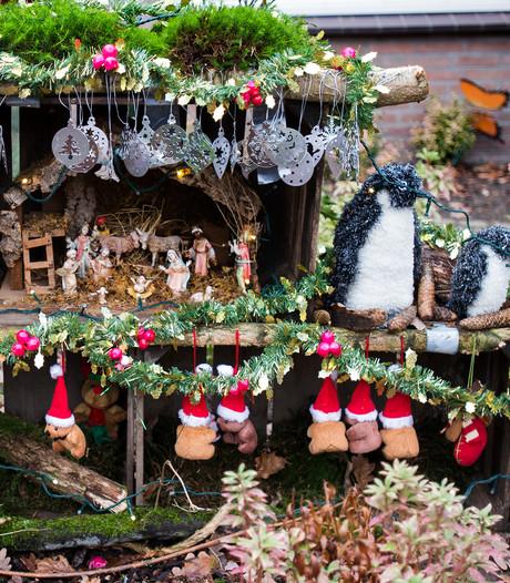 Tijdens Kribkesroute Liempde wordt voor het eerst meest bijzondere kerststal gekozen