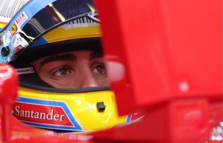 Fernando Alonso. ANP Beeld