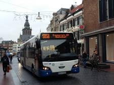 Busritje van Beek naar Nijmegen twee euro te duur