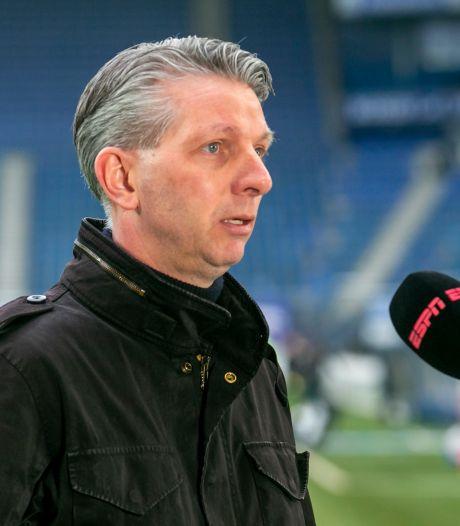 Gerry Hamstra moet bij Ajax rechterhand worden van Marc Overmars