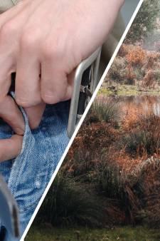 Naakte man zorgt voor angst in bossen Vlaardingen: 'Blote man op boom, met mondkapje'