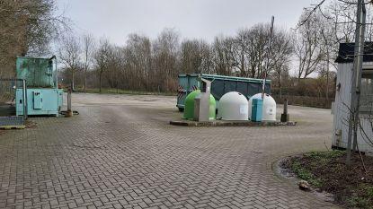 Containerpark Stationsstraat  tijdelijk weer open
