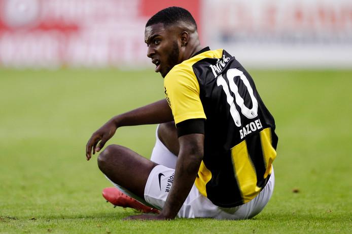 Riechedly Bazoer, speler van Vitesse