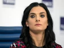 """Isinbayeva envisage de saisir une """"cour des droits de l'Homme"""""""
