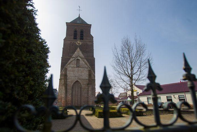 De Martinustoren in Luyksgestel.
