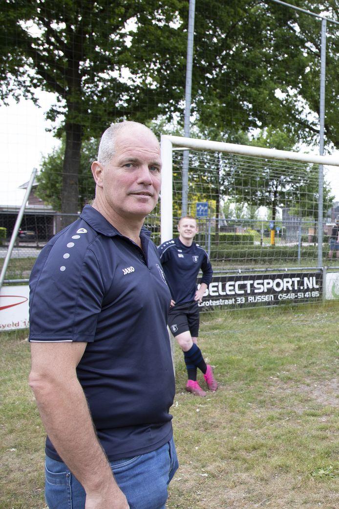 Gerald Willems heeft het naar z'n zin bij SV Rijssen.