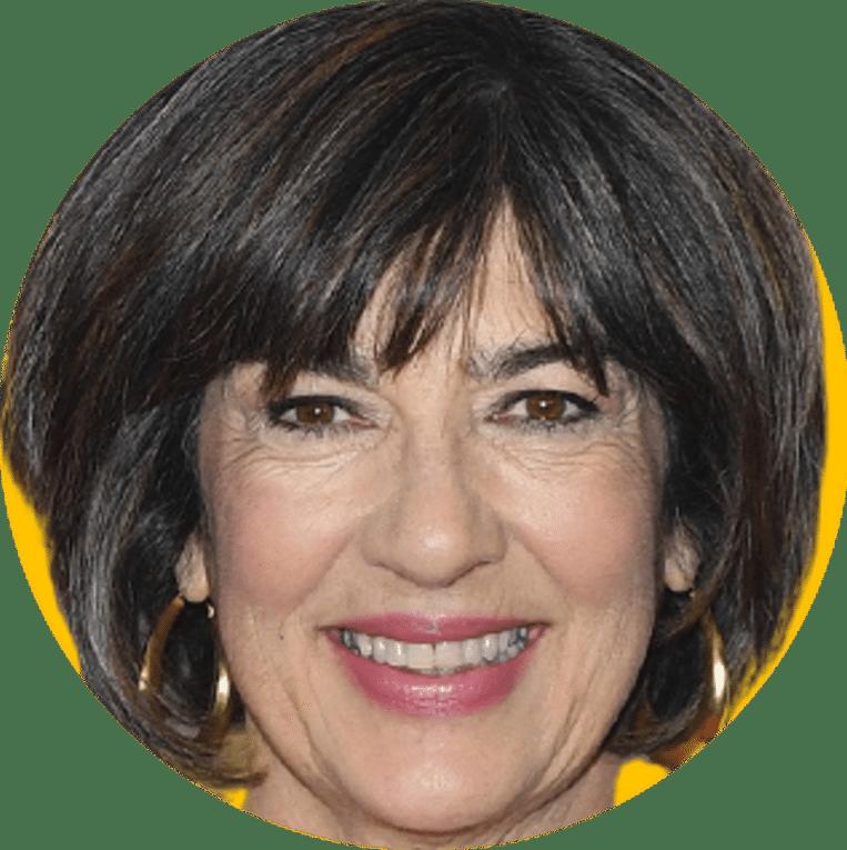 Christiane Amanpour. Beeld DM