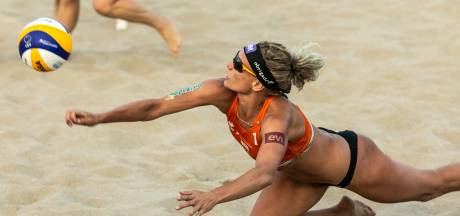 EK beachvolleybal in Vlissingen verhuist naar september