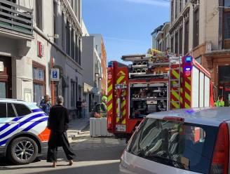 """Rookontwikkeling in Gents studentengebouw snel onder controle: """"Heel ons kot rook verbrand"""""""