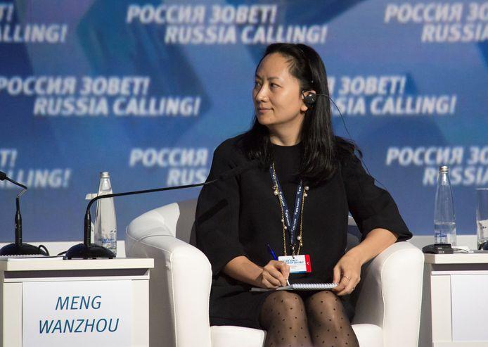 Meng Wanzhou, financiële topvrouw van het Chinese Huawei, werd afgelopen december gearresteerd in Canada op verzoek van de VS. Telecomgigant Huawei ligt in de westerse wereld zwaar onder vuur. Landen zouden geen 5G-technologie moeten afnemen vanwege spionagegevaar