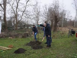 Kontich treedt toe tot Regionaal Landschap Rivierenland en krijgt toekomstboom als welkomstgeschenk