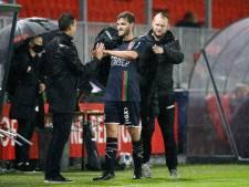 Strijdplan NEC'er Vet na broedermoord in Almere: 'Eerst Roda JC, dan vierde finale in de play-offs'