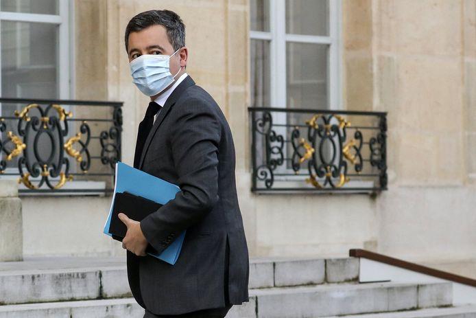 Gérald Darmanin, ministre de l'intérieur en France.