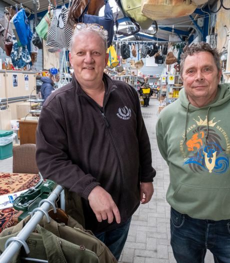 Vlissingen heeft weer een kringloopwinkel, met dank aan de veteranen
