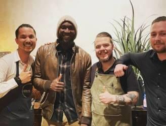 """Restaurant Umami krijgt Lukaku en Nainggolan over de vloer: """"Geen sterallures, geen diva's, gewoon heel gemakkelijk"""""""