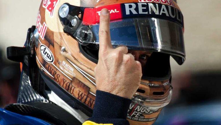 Sebastian Vettel. Beeld anp
