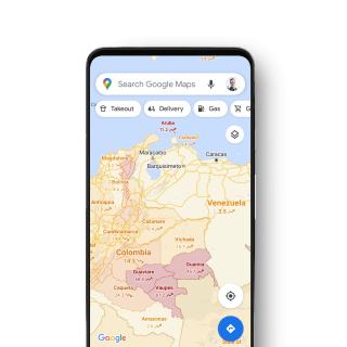 google-laat-aantal-coronabesmettingen-per-gebied-zien-in-maps