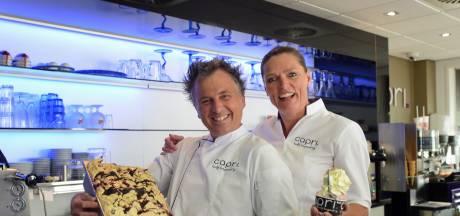Zierikzee loopt massaal warm voor een likkebaardend lekker ijsje van Capri