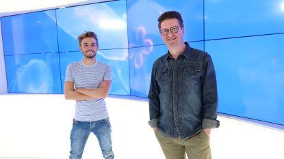 """Voormalig VRT-icoon Donaat Deriemaeker gaat opnieuw presenteren: """"Ik blijf op de set mijn spontane zelf"""""""