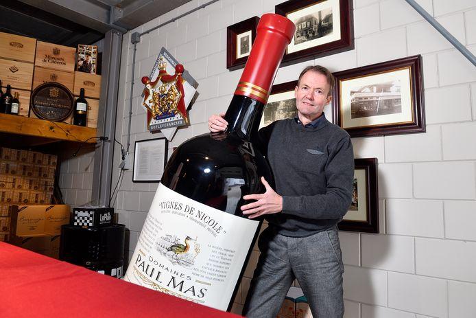 Joost Mets staat aan het roer van zijn familiebedrijf, dat al 155 jaar bestaat