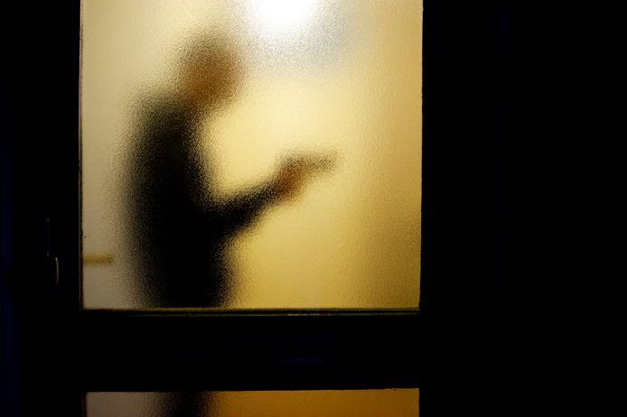 De man trok opeens een pistool. Foto ter illustratie.