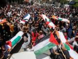 Israël zet aanvallen Gaza voort in nacht vol beschietingen