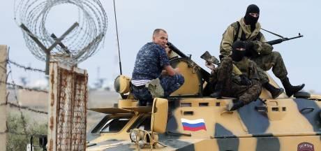 'Russische commando komt om bij Palmyra'