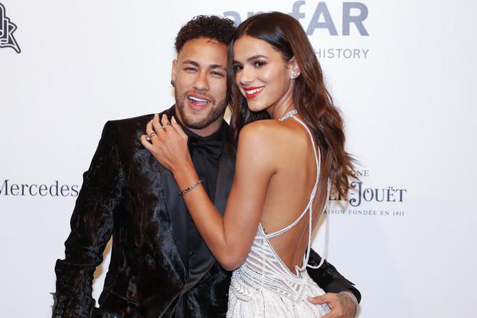 Neymar en Bruna Marquezine