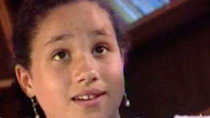 Meghan Markle bestreed als 11-jarige een seksistische reclamecampagne (en haalde haar gelijk)