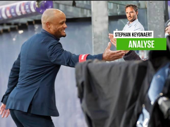 """Onze chef voetbal ziet Anderlecht voor eerst in bijna 3 jaar winnen van Club: """"Een beetje respect voor de trainer Kompany mag wel"""""""
