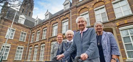 Vier Veghelse zusters samen 270 jaar in het klooster