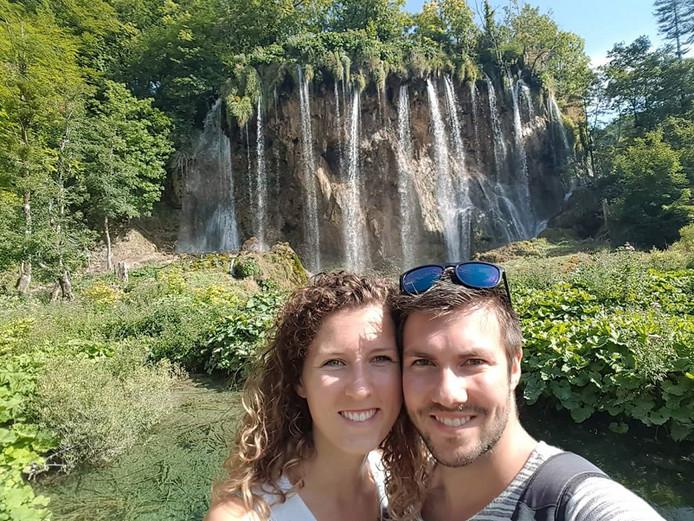 Gerben Eskes was op slag dood, zijn vriendin Anouk Mijnheer raakte lichtgewond bij het ongeval.