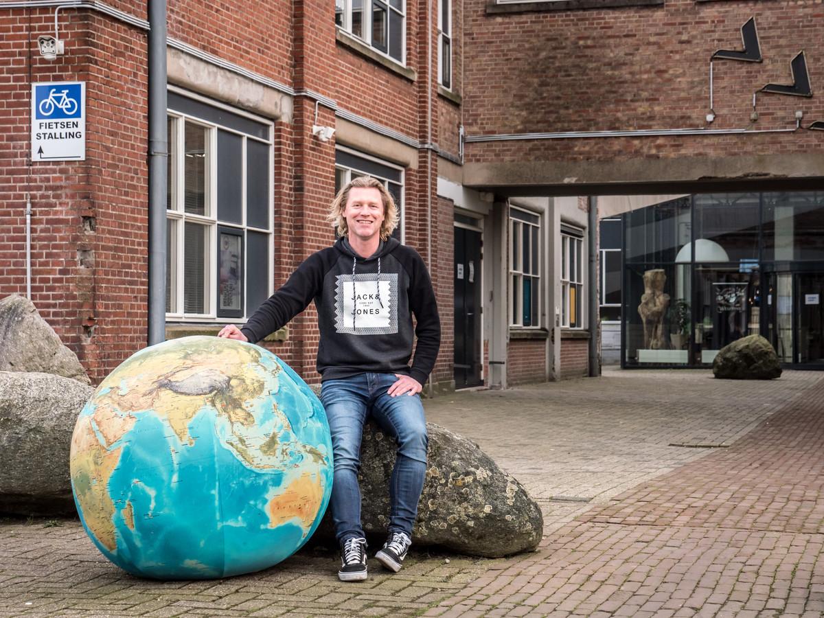Barry Harzevoort, eigenaar van Activity International.