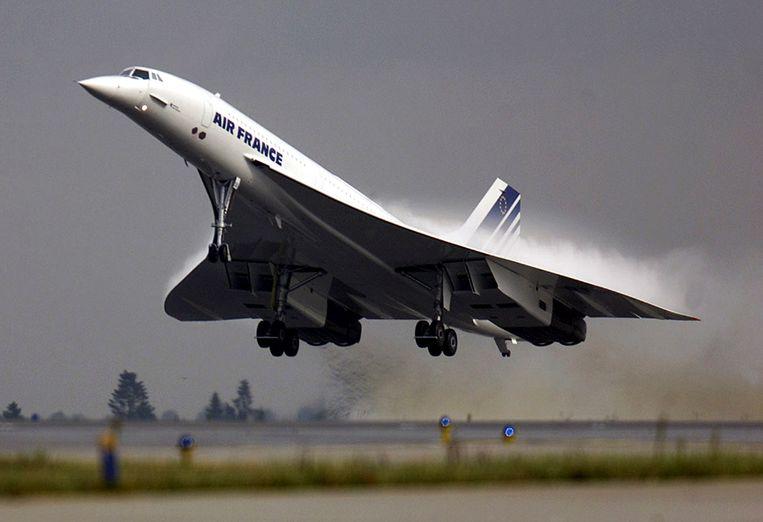 De Concorde Beeld REUTERS