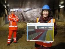 Hilversumse Alexiatunnel sleept eerste prijs in de wacht: meest bewuste bouwplaats van Nederland