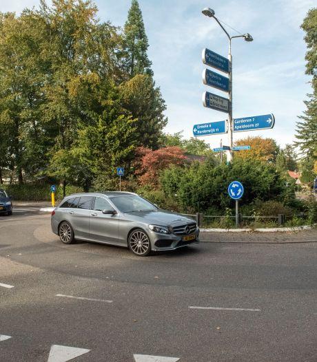 Garderenseweg tussen Putten en Garderen wordt 60-kilometerweg, veelbesproken Parkrotonde gaat niet door